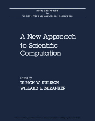 A New Approach to Scientific Computation