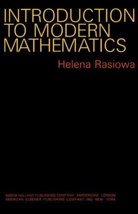 Introduction to Modern Mathematics