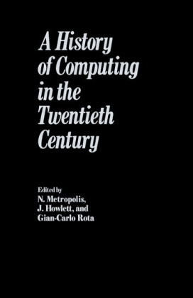 History of Computing in the Twentieth Century