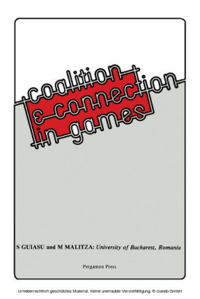 Coalition and Connection in Games
