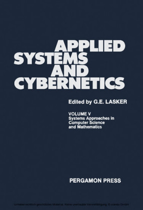 Systems Approaches in Computer Science and Mathematics