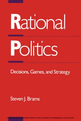Rational Politics