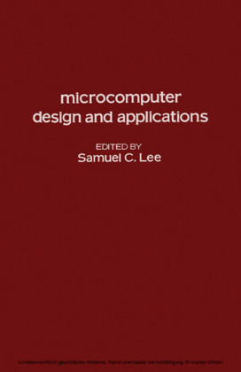 Microcomputer Design and Applications