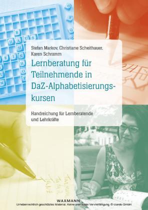 Lernberatung für Teilnehmende in DaZ-Alphabetisierungskursen