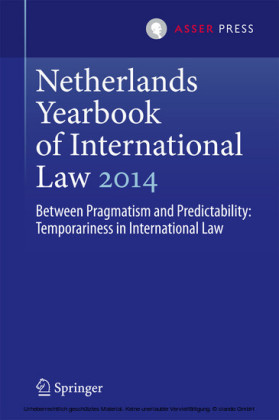 Netherlands Yearbook of International Law 2014