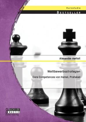 Wettbewerbsstrategien: Core Competences von Hamel, Prahalad