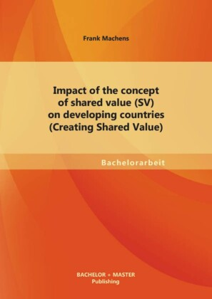 Impact of the concept of shared value (SV) on developing countries (Creating Shared Value)