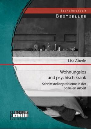 Wohnungslos und psychisch krank: Schnittstellenprobleme in der Sozialen Arbeit