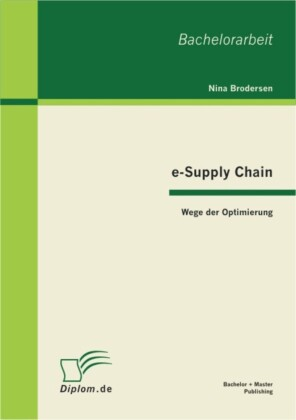e-Supply Chain: Wege der Optimierung