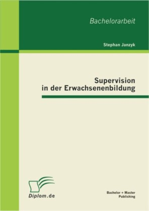 Supervision in der Erwachsenenbildung