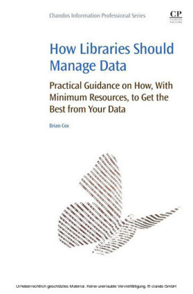 How Libraries Should Manage Data