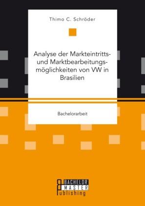 Analyse der Markteintritts- und Marktbearbeitungsmöglichkeiten von VW in Brasilien