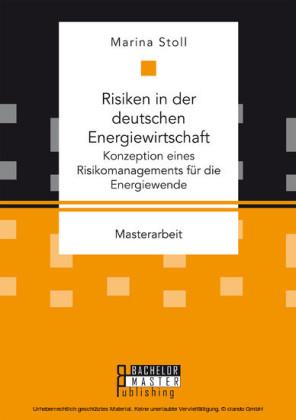 Risiken in der deutschen Energiewirtschaft