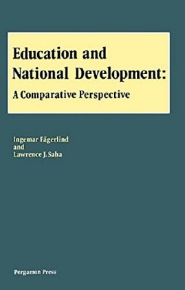 Education and National Development