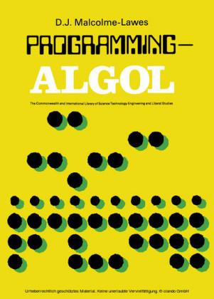 Programming-ALGOL