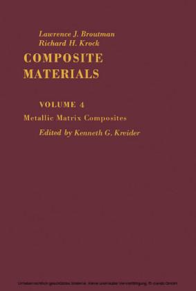 Metallic Matrix Composites