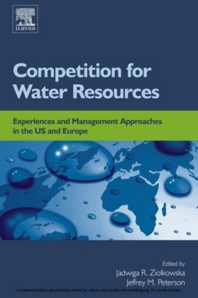 Competition for Water Resources