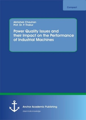 Power Quality Issues and their Impact on the Performance of Industrial Machines