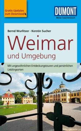 DuMont Reise-Taschenbuch Reiseführer Weimar und Umgebung