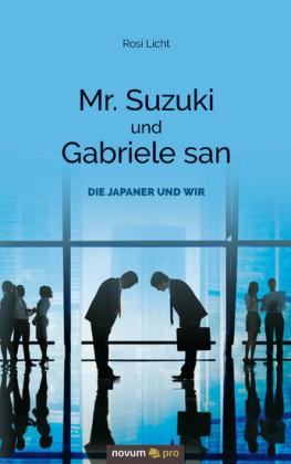 Mr. Suzuki und Gabriele san