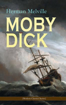 MOBY DICK (Modern Classics Series)
