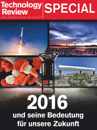Technolgy Review Special 2016