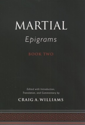 Martials Epigrams Book Two