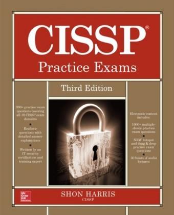 CISSP Practice Exams, Third Edition