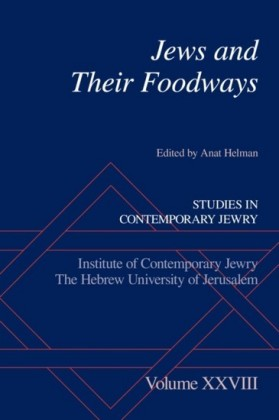 Jews and Their Foodways