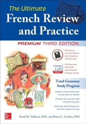 Ultimate French Review and Practice, Premium Third Edition