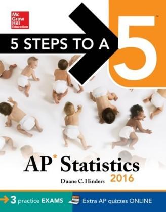 5 Steps to a 5 AP Statistics 2016