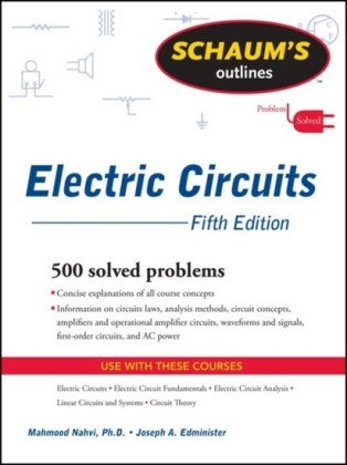 Schaum's Outline of Electric Circuits, Fifth Edition