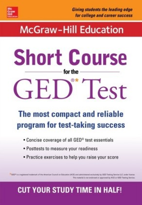 McGraw-Hill Education Short Course for the GED Test