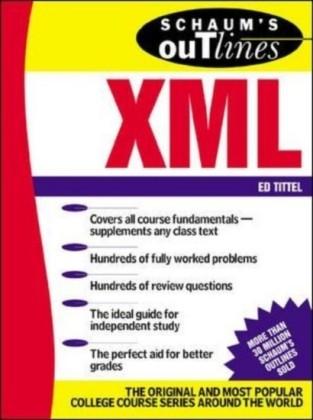 Schaum's Outline of XML