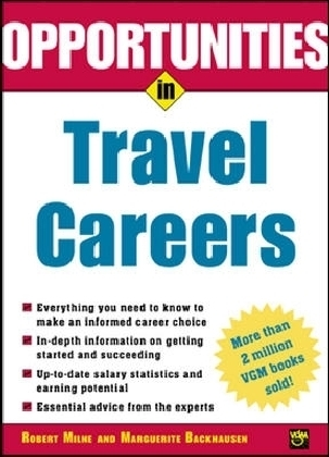 Opportunities in Travel Careers