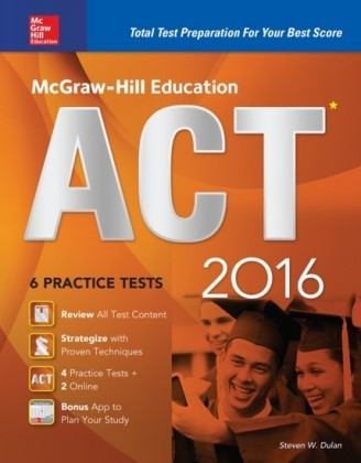 McGraw-Hill Education ACT 2016 (ebook)