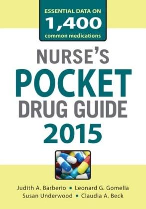 Nurses Pocket Drug Guide 2015