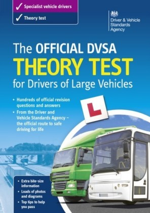 Official DVSA Theory Test for Drivers of Large Vehicles (13th edition)