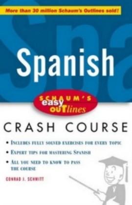 Schaum's Easy Outline of Spanish