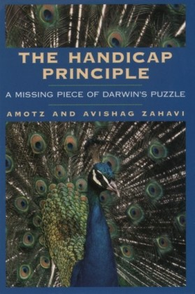 Handicap Principle: A Missing Piece of Darwins Puzzle