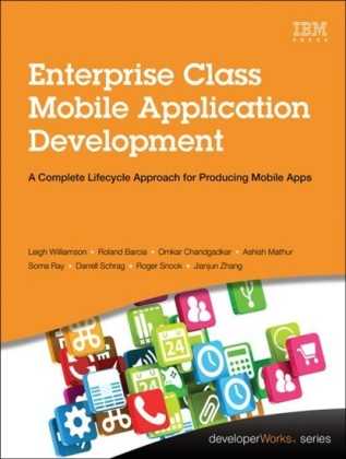 Enterprise Class Mobile Application Development