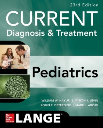 CURRENT Diagnosis and Treatment Pediatrics, Twenty-Third Edition