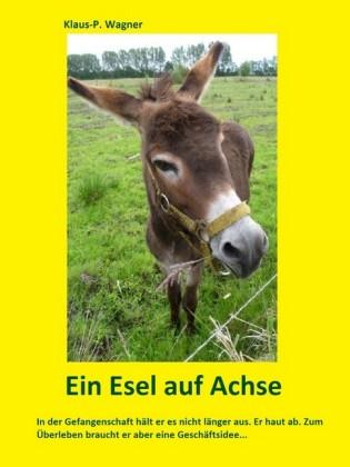 Ein Esel auf Achse
