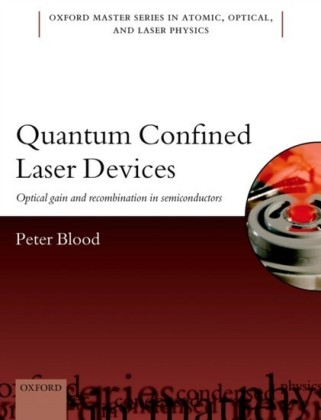 Quantum Confined Laser Devices: Optical gain and recombination in semiconductors