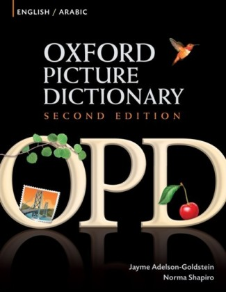 Oxford Picture Dictionary English-Arabic Edition