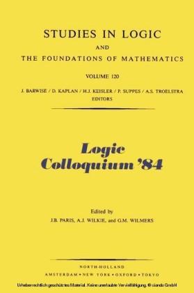 Logic Colloquium '84