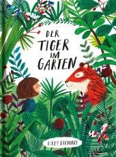 Der Tiger im Garten Cover