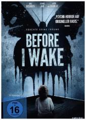 Before I Wake, 1 DVD Cover