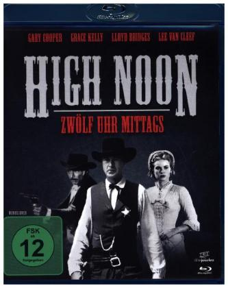 12 Uhr mittags - High Noon, 1 Blu-ray