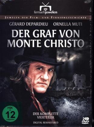Der Graf von Monte Christo (1-4)